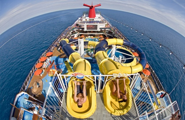 Carnival Dream slides
