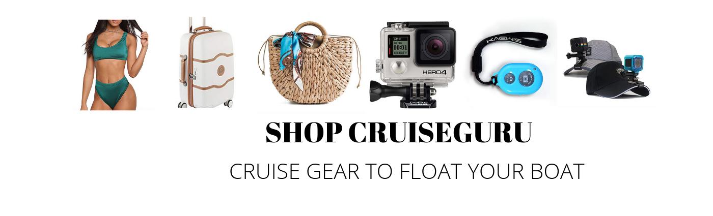 Shop Cruiseguru Amazon banner