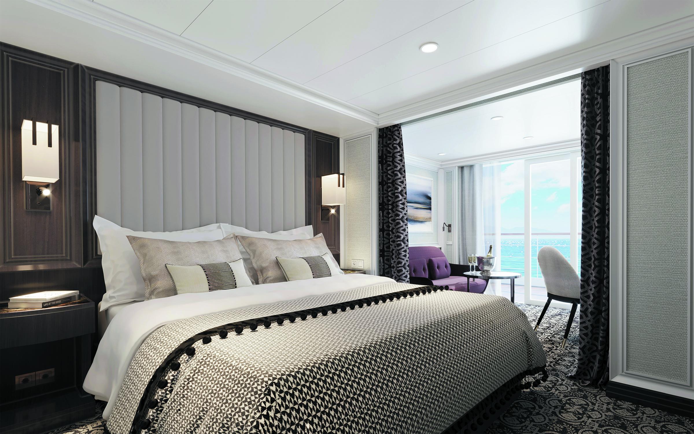 SPL Deluxe & Veranda Suites - View 1
