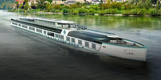 Crystal River Cruises river boat