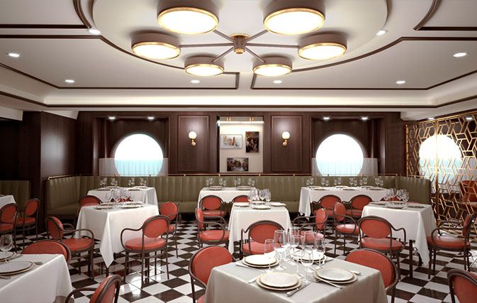 MSC Cruises Grandiosa cruise ship Dining