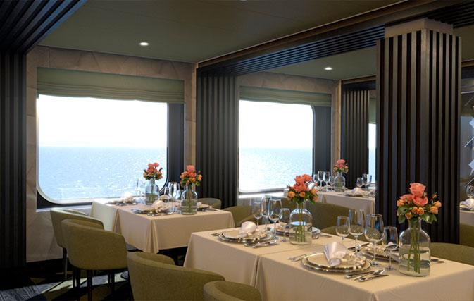 MSC Cruises Grandiosa Restaurant