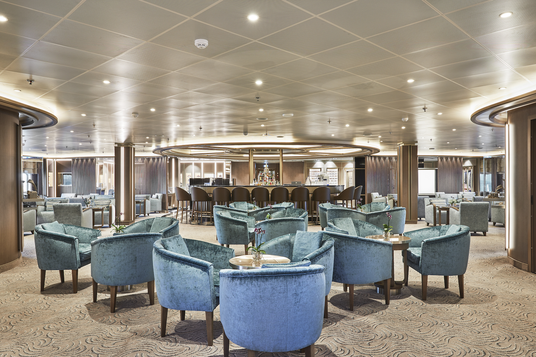Silversea Silver Shadow cruise ship gets a makeover