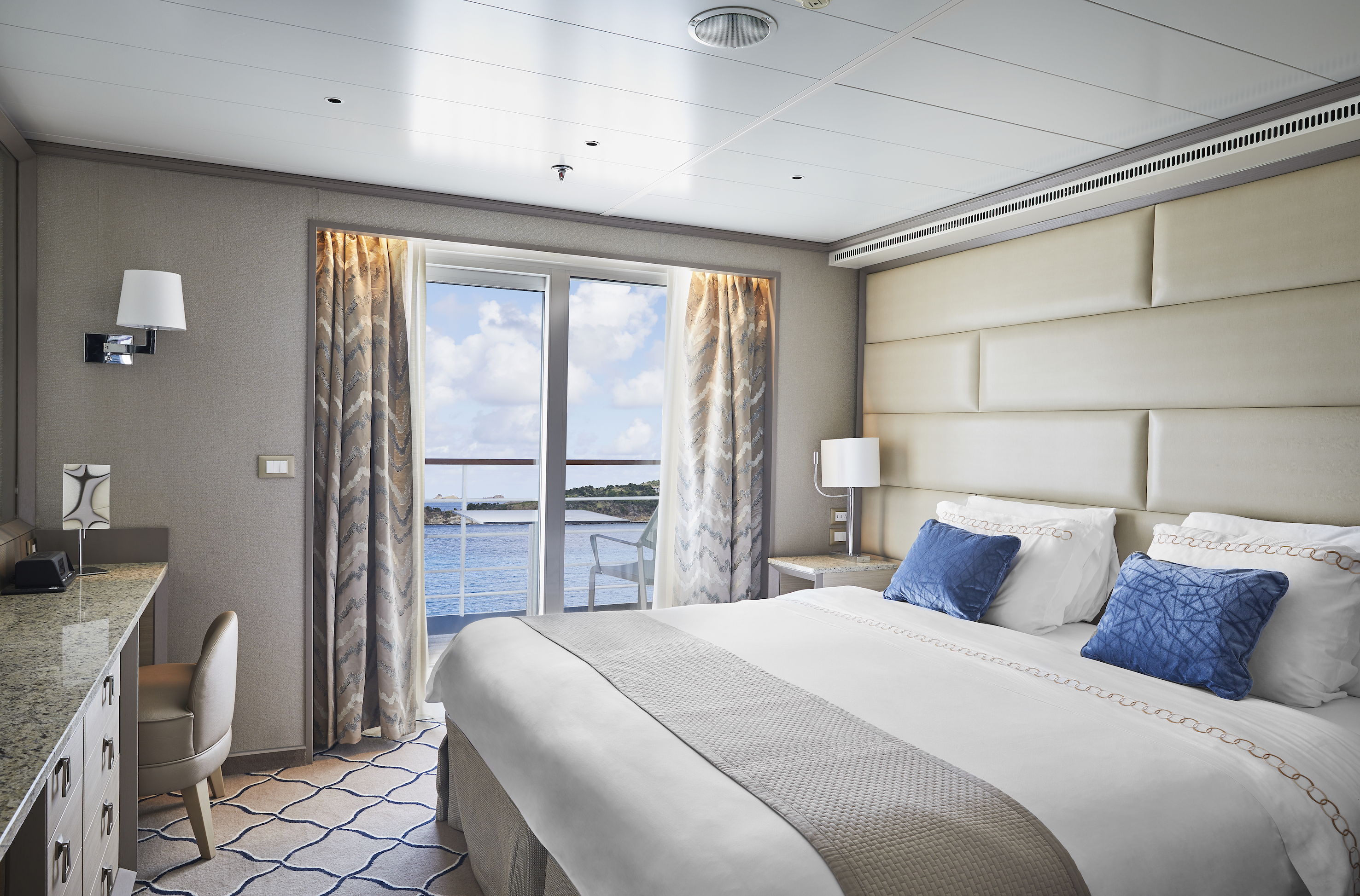 Silversea Silver Shadow Owner Suite