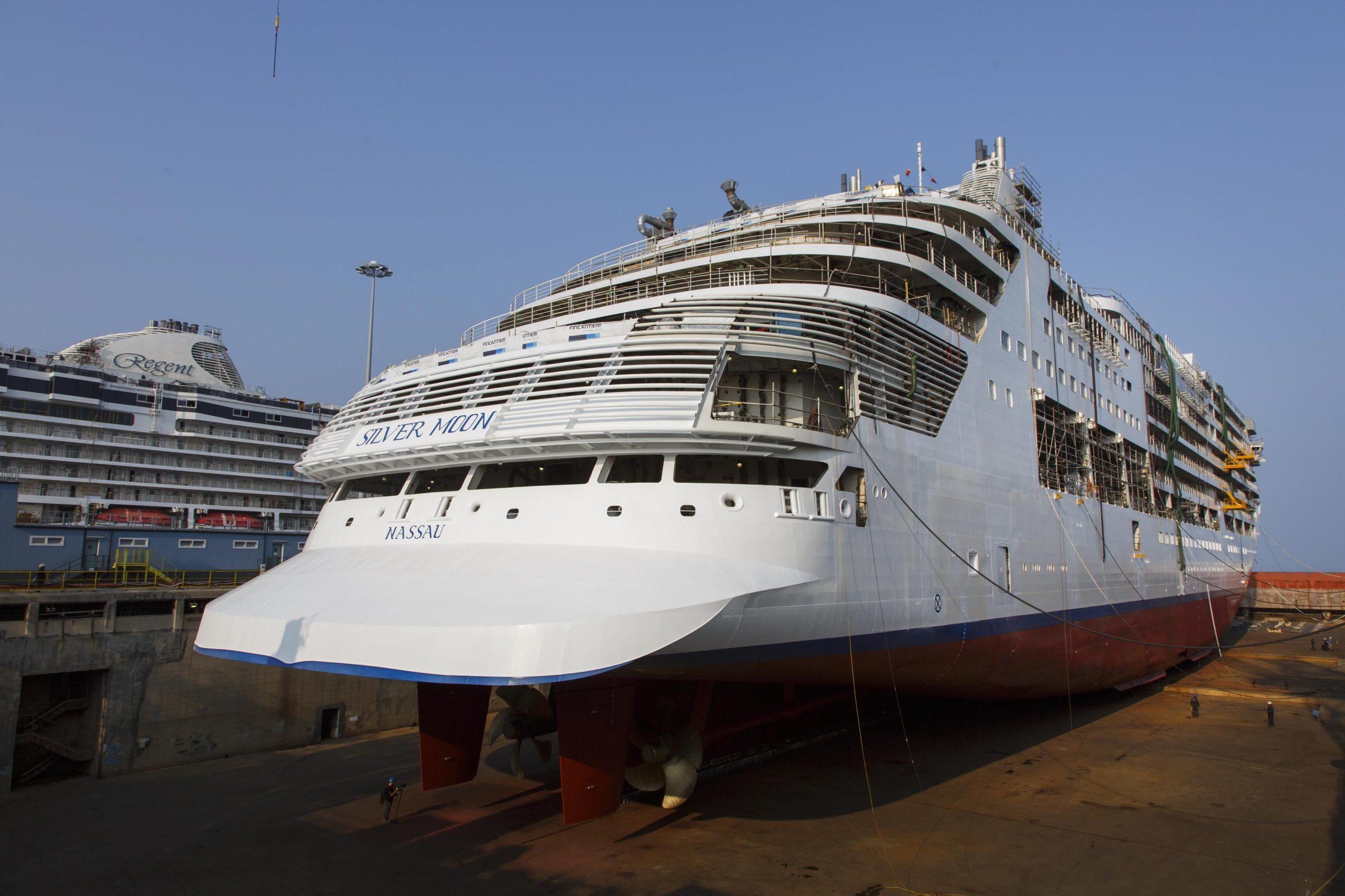 Silversea Cruises Silver Moon Aft