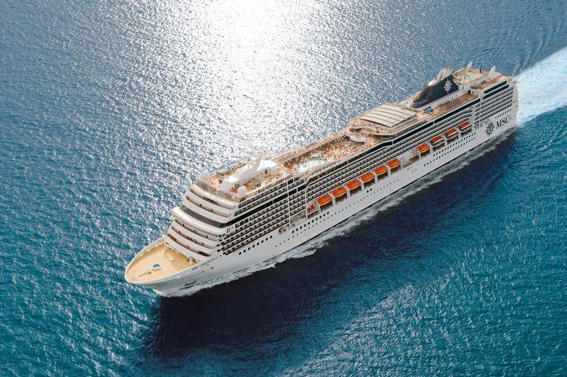 MSC Cruises Magnifica cruise ship world cruise coronavirus