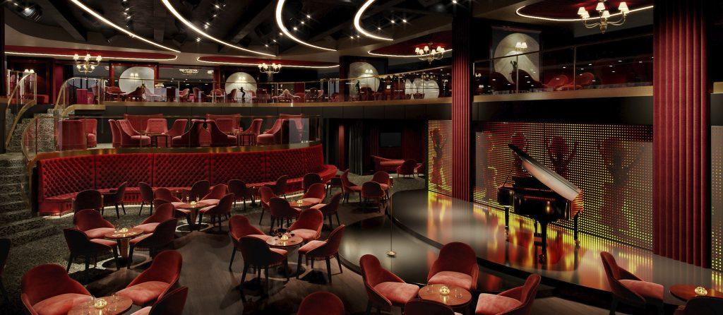 MSC Cruises Seashore aft lounge