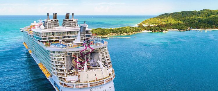 Royal Caribbean Oasis Labadee Haiti