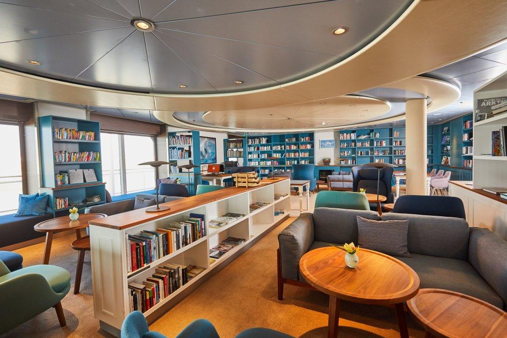 Hapag-Lloyd Cruises MS EUROPA 2 Belvedere