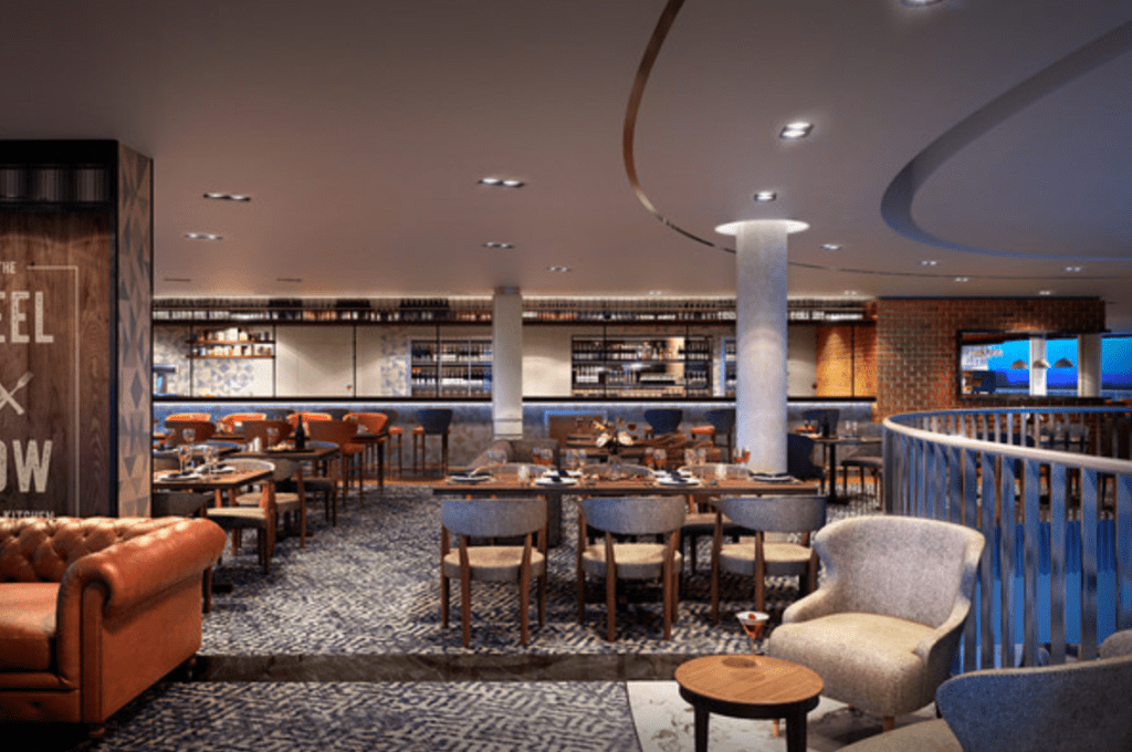 P&O Cruises Iona interior